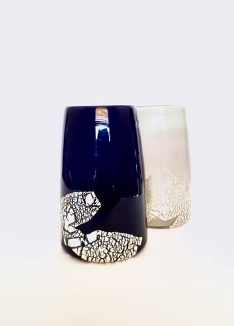 Annette-Blair-small-navy-and-neutral-vases