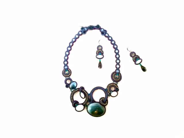 Dori-Csengeri-medium-blue-neckpiece-and-earrings