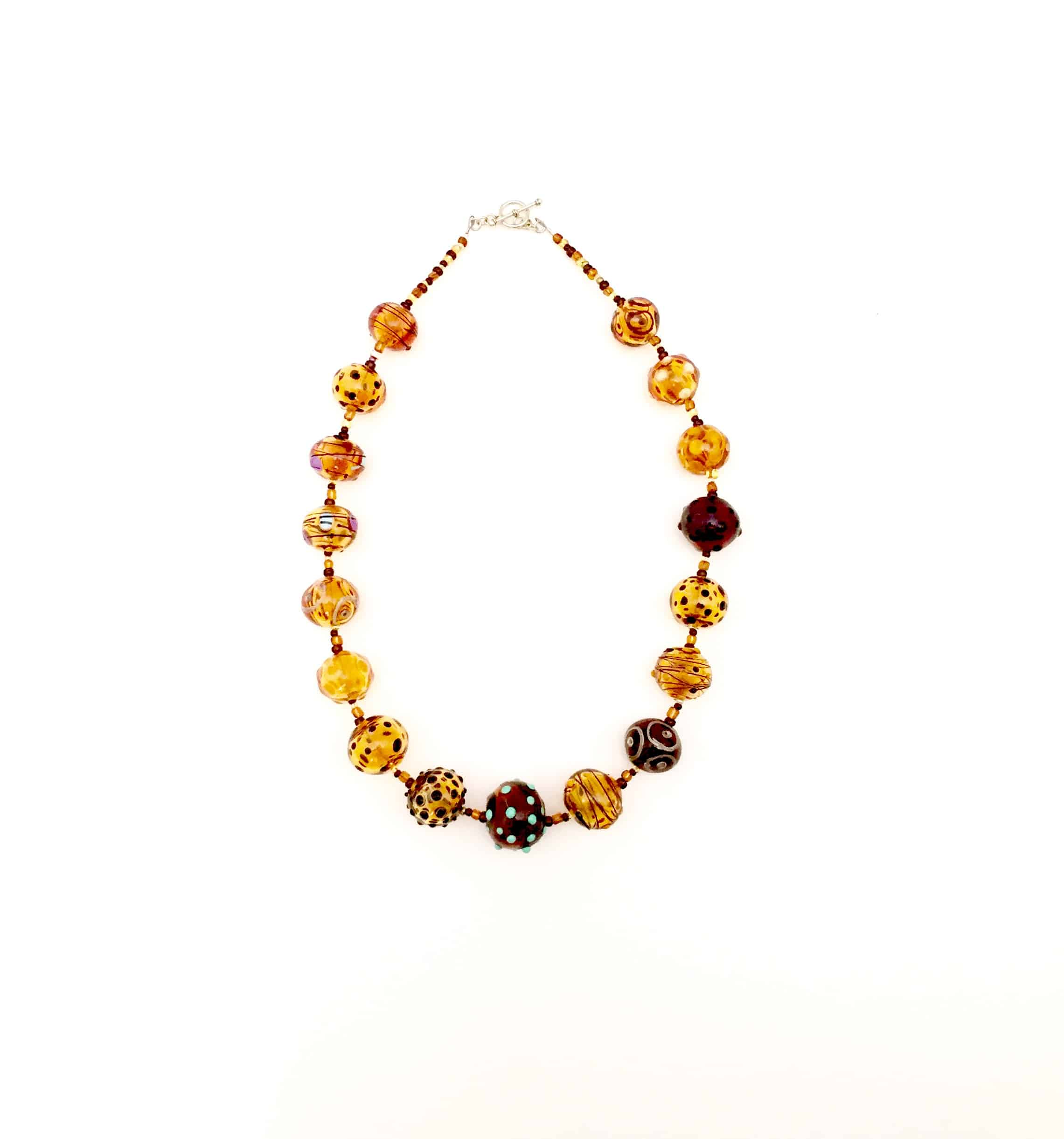 Helen Zitkevicius-amber-necklace-shiny