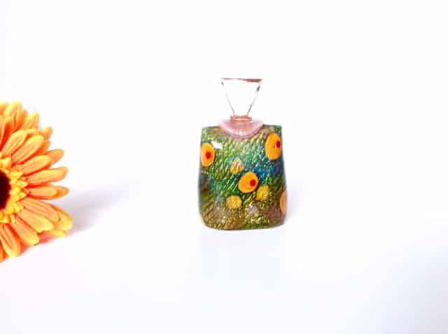 Richard-Clements-perfume-bottle-with-flower